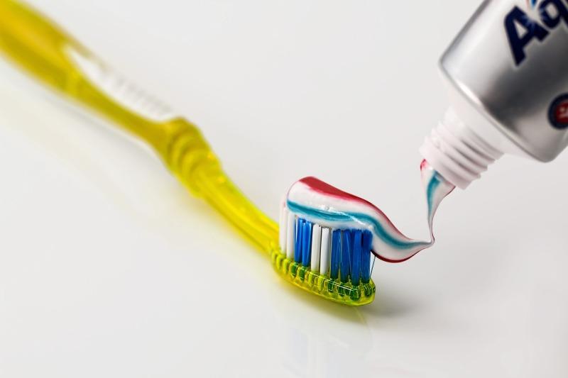toothbrush floride