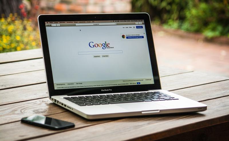 google seo search engine macbook