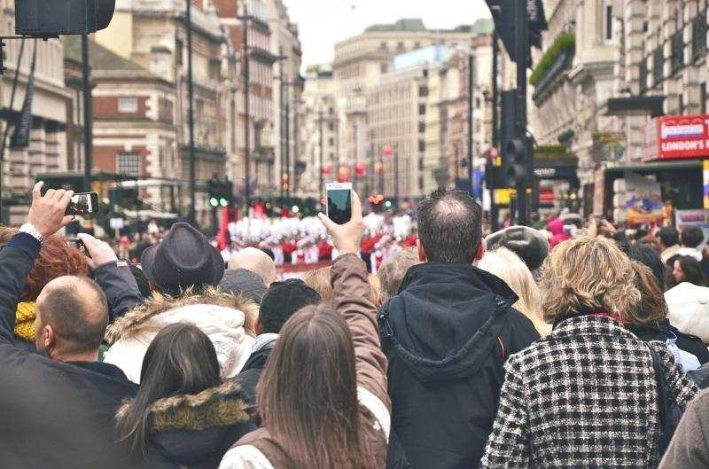 London main street